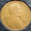 1912-D Lincoln Wheat Penny  G #127