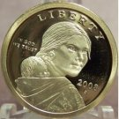 2008-S Proof Sacagawea Dollar DCAM PF65 FREE S&H #335