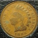 1889 Indian Head Penny G4 #470
