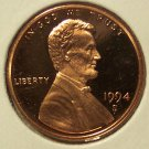1994-S DCAM Proof Lincoln Penny PF65 #665