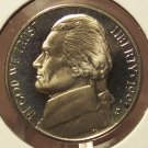 1991-S DCAM Proof Jefferson Nickel PF65 #674