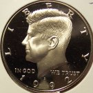 1992-S Deep Cameo Proof Kennedy Half PF65 #980