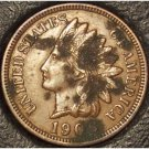 1906 Indian Head Penny XF Details W Full Liberty #441