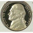 1982-S DCAM Proof Jefferson Nickel PF65 #486