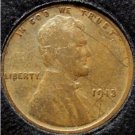 1913 Lincoln Wheat Cent G #500