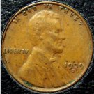 1939-S Lincoln Wheat Cent VF #367