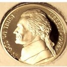 1994-S DCAM Proof Jefferson Nickel PF65 #574