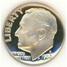 1980-S Proof Roosevelt Dime DCAM PF65 #631