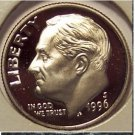 1996-S DCAM Proof Roosevelt Dime PF65 #662
