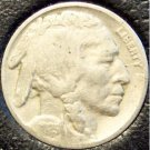 1925 Buffalo Nickel VG #738