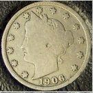 "1906 Liberty ""V"" Nickel G4 #813"