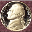 1989-S DCAM Proof Jefferson Nickel PF65 #894