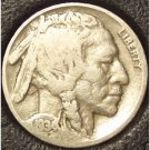 1934 Buffalo Nickel G4 FULL DATE #896