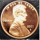 2005-S DCAM Proof Lincoln Penny PF65 #910