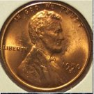1950-D Lincoln Wheat Penny BU #930