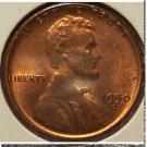 1950-D Lincoln Wheat Penny BU #944