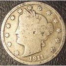 "1911 Liberty ""V"" Nickel G4 #968"