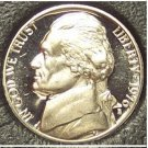 1976-S DCAM Proof Jefferson Nickel PF65 #890