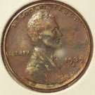 1939-S Lincoln Wheat Penny VF #302