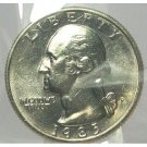 1985-P Washington Quarter in the Cello MS64 #615