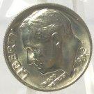 1985-D Roosevelt Dime GEM BU MS65 in the Cello #618