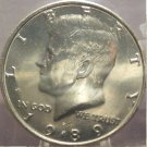 1989-P Kennedy Half Dollar MS65 In the Cello #707