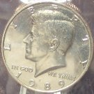 1989-P Kennedy Half Dollar MS65 Still in Cello #708