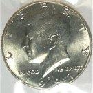 1987-D Kennedy Half Dollar MS65 Still in Cello #709
