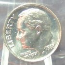 1988-P Roosevelt Dime MS65 In the Cello #768