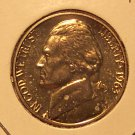 1963 Proof Jefferson Nickel PF65 #801