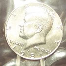 1981-P Kennedy Half Dollar BU Still in Cello MS65 #517