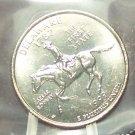 1999-D Delaware State Quarter MS65 in the Cello #623