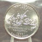 1999-P New Jersey State Quarter MS65 in the Cello #715