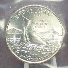 2001-D Rhode Island State Quarter MS65 in the Cello #451