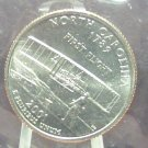 2001-P North Carolina State Quarter MS65 in the Cello #522