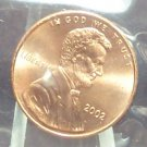 2002-P Lincoln Cent MS65 In the Cello #796