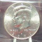 2002-D Kennedy Half Dollar MS65 Still in Cello #932