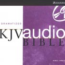 KJV Dramatized Bible - Audio Bible on CD