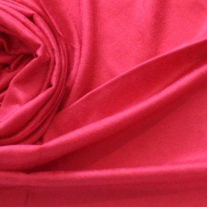 Pashmina Style Jacquard Paisley Shawl - Fuchsia Pink