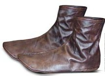 Genuine Leather Socks for men and women.