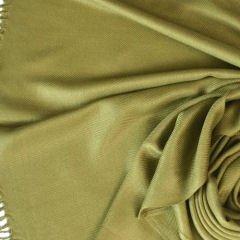 Pashmina Style, 100% Viscose Shawl - Apple Green