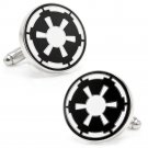 Star Wars Imperial Empire Symbol Cufflinks with Gift Box
