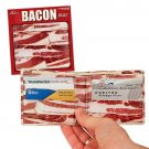 Deluxe Bacon Wallet - Bi-Fold - Faux Leather