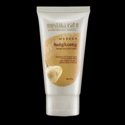 Natural Herbal Whitening Facial Mask With Bengkoang/Jicama Extract