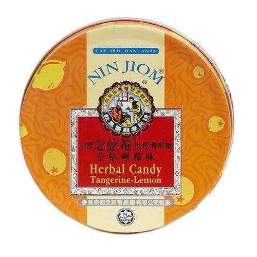 Hong Kong - Nin Jiom Pei Pa Koa Herbal Candy Lozenges (Tangerine-Lemon Flavor)