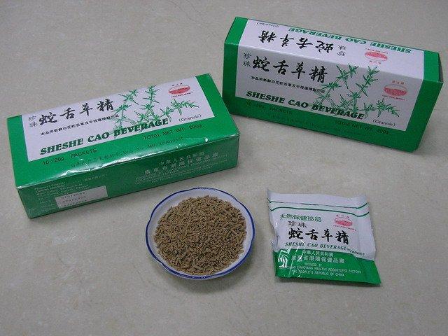 She She Cao Chinese Herbal Beverage