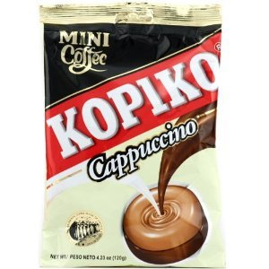 Kopiko Cappuccino Coffee Candy