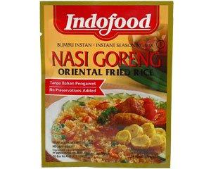 Indofood Nasi Goreng (Oriental Fried Rice) Seasoning Mix, Set Of 2 Sachets