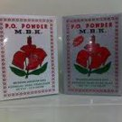 MBK Powder, Removes Body odors, 1 Box or 12 Sachets @13.6g