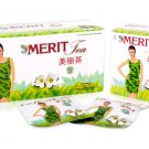 Merit Herbal Slimming Tea, 2 Boxes @ 15 Teabags